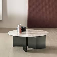 Coffee Tables Glass by Contemporary Coffee Table Glass Bronze Marble Metropolis