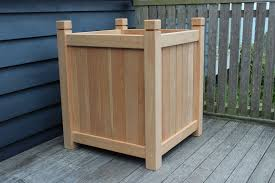 planters new zealand wood planter box planter boxes plant