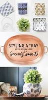 Home Decor Hobby Lobby Styling A Tray With Hobby Lobby Sincerely Sara D
