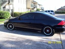 2006 black honda accord coupe j400206 2006 honda accord specs photos modification info at