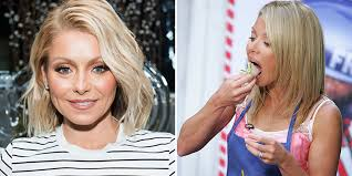 hair color kelly ripa uses what kelly ripa eats in a day kelly ripa diet
