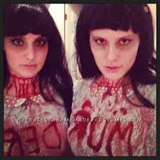 scary shining twins costumes twin costumes scary and costumes