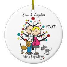 expecting parents ornaments keepsake ornaments zazzle