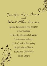 words for wedding cards wedding invitation wording for friends in beautiful