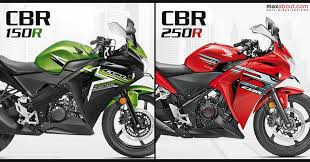 honda cbr models and prices bs4 honda cbr150r cbr250r coming soon