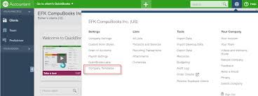 Quickbooks Chart Of Accounts Excel Template Qbo Company Templates For Accountants Accountex Report