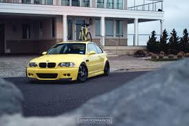 Bmw M3 Yellow 2016 - dakar yellow e46 m3 stancenation form u003e function