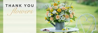 thank you flowers thank you flowers say thanks with flowers appleyard flowers