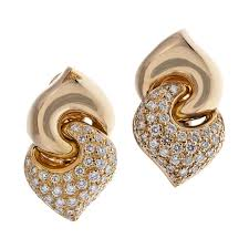 design of earrings jhumka earrings designs 2013 7