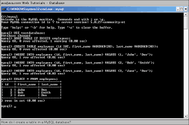Copy Table Mysql How Do I Create A Table In A Mysql Database Web Tutorials