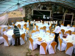 Table And Chair Cover Rentals Decoration Rentals At Affordable Price Yaba Events Nigeria