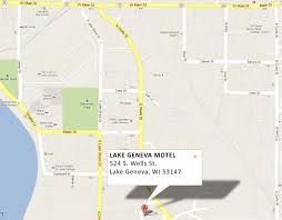 Geneva Illinois Map by Our Location