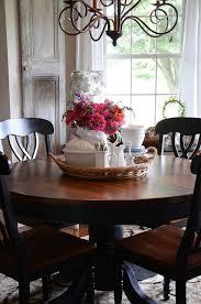 Best Small Round Kitchen Table Ideas On Pinterest Round - Round kitchen dining tables