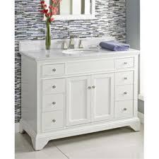45 Bathroom Vanity F1502v48 Ft4922wc Fs100wh Framingham 45 Bathroom Vanity