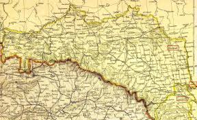 Map Of Poland And Germany by The Tailor Shop Threads Of Our Past Viewing Galicia On A Map Of