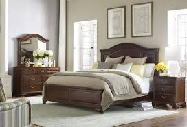 Kincaid Bedroom Furniture Hadleigh Panel Bedroom Set From Kincaid Furniture Coleman Furniture