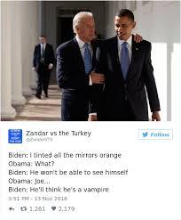 Joe Biden Meme - 25 hilarious conversations between obama and biden are the best