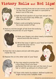 1940s bandana hairstyles make do monday victory rolls and red lips 1940s hair victory