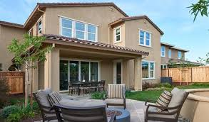 Patio Homes Richmond Va by New Homes In Mountain House Home Builders In Huntington At