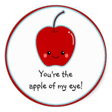 apple of my eye gifts on zazzle