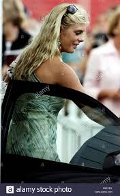 prince harry u0027s girlfriend chelsy davy at the guards polo club