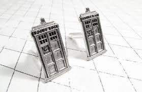 doctor who tardis cuff links pinz u0027n u0027thingz