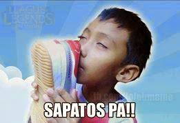 Meme Photos Tagalog - pinoy funny pictures sapatos pa