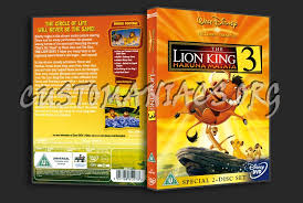 lion king 3 dvd cover dvd covers u0026 labels customaniacs