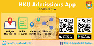 hku information day for undergraduate admissions 2016