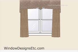Drapery Valances Styles Home Office Valance Styles Which Would You Choose