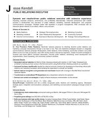 sle resume format for journalists arrested or restrained at dapl marketing director resume of advertising and public relations