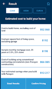 custom home cost calculator custom home cost calculator apps on google play
