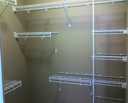 Shelving For Closets by Closet Wire Shelving Ideas Home Design Ideas