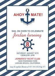 nautical invitation template u2013 diabetesmang info