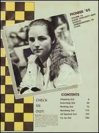 crockett high school yearbook explore 1985 david crockett high school yearbook jonesborough tn