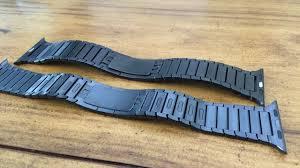 bracelet review images Review replica link bracelet for apple watch bands straps JPG