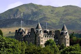 Scotland Unusual Places To Stay Visitscotland