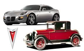 pontiac sports car pontiac timeline feature features car and driver
