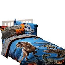 Dinosaur Double Duvet Universal Studios Home Entertainment Jurassic World