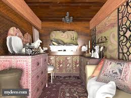 Vardo Interior Pretty In Pink Gypsy Vardo Interior Inspired Interiors