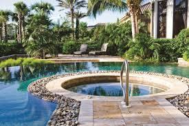pool im garten planen ratschläge zu schwimmbadbau