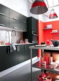 deco pour cuisine deco cuisine idace dacco cuisine et noir deco cuisine