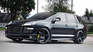porsche cayenne blacked out mansory announces porsche cayenne 955 tuning program