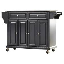 kitchen island with granite top darby home co abbate kitchen island with solid black granite top