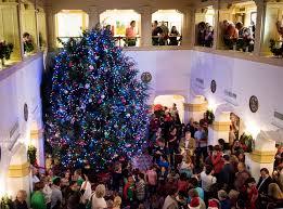 celebration fl christmas lights holiday tree lighting celebration gainesville cultural series