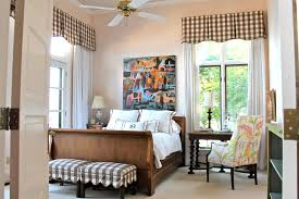 Curtains Valances Bedroom Box Valance Dining Room Contemporary With Bay Black And White