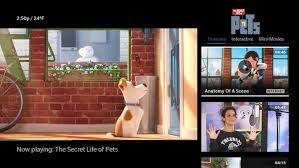 comcast enhances x1 digital movies with bonus content news