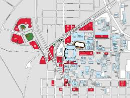 rutgers football parking map nebraska tailgating