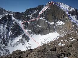 Longs Kieners Longs Peak U2013july 20 2010 Andrewcouncellmountainguide
