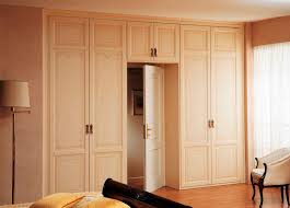Wardrobe Furniture Traditional Wardrobe Wooden With Swing Doors Portable